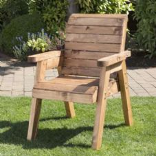 Traditional Wooden Chair